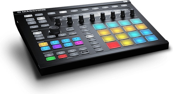 Maschine MKII (click to enlarge)